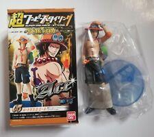 "New Bandai Japan One Piece Super Star Hero Portgas D Ace 5""  figure"