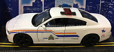 Motormax 1/24 RCMP Royal Canadian Mounted Police Dodge Charger - 76945