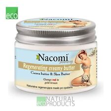 Nacomi Natural Regenerating After Sun Body Butter 150ml