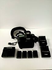 Canon EOS 5D Mark II 21.1 MP Digital SLR Camera - with Canon Grip - NO RESERVE