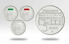 Pièces euro de l'Italie pour 5 euro