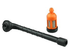 Kraftstoffschlauch und Benzinfilter Set passend für Stihl 020 AV 020AV