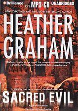 Heather GRAHAM / SACRED EVIL                  [ Audiobook ]
