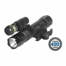 NEW UTG Leapers LT-ELP38Q-A Gen 2 Light/RED Laser Combo w Integral Mounting Deck