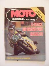 Moto Giornale Settembre 1979 No.424 Le Mans Trial 349 Montesa