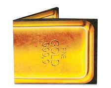 Portafoglio Tyvek Mighty Wallet LINGOTTO Gold Bar by Dynomighty Design