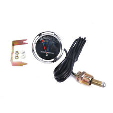 2inch 52mm Auto Car 38-104℃ Mechanical Water Temperature Guage Temp Meter 12V