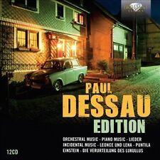 Paul Dessau Edition, New Music