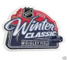 NHL 2009 WINTER CLASSIC PATCH RED WINGS BLACKHAWKS