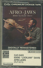 "EDDIE ""LOCKJAW"" DAVIS  /  Afro-Jaws  /  New Sealed OJC/Riverside Cassette"