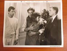 Vtg Glossy Press Photo Charlton Heston & Emma Samms Dynasty II The Colby's 1985