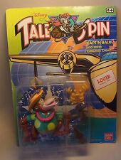 Vintage 90s Disney Action Figur Tale Spin LOUIE Bandai OVP