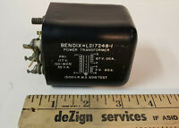 Vintage Bendix L217248-1  Tube Amplif Transformer Made in USA see pictures # 35