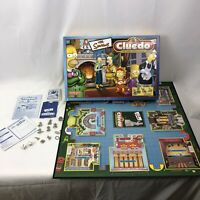 The Simpsons Cluedo classic detective game Waddingtons SPARES collectable