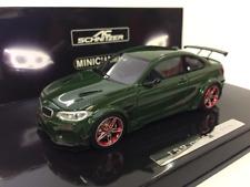 1 43 Minichamps BMW AC Schnitzer L2 2016 Darkgreen/red