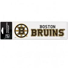 "Boston Bruins 3""x10"" Color Auto Decal [NEW] NHL Car Truck Emblem Sticker"