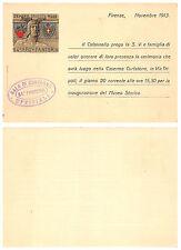 A2631) FIRENZE, 84 REGGIMENTO FANTERIA BRIGATA VENEZIA, INAUGURAZIONE DEL MUSEO.