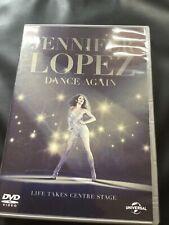 Jennifer Lopez: Dance Again [DVD][Region 2]