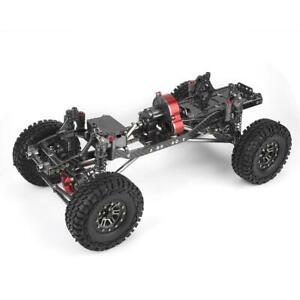 CNC Metal Carbon Frame Body for 1/10 Crawler AXIAL SCX10 Rc Car 313mm Wheelbase❤