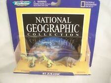 #3 Jurassic Micro Machines Set National Geographic Collection Diplodocus