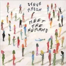 STEVE MASON (BETA BAND) - MEET THE HUMANS * NEW CD