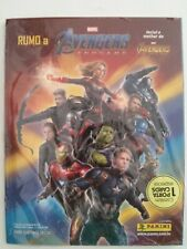 Avengers Road to Endgame - Album brasilianische Version - Softcover