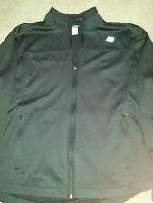 New Blance Black Zip Up Sweater XL