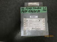 96 FORD TAURUS 3.0L ECU #F6DF-12A650-JD(F-0037) *See item description*