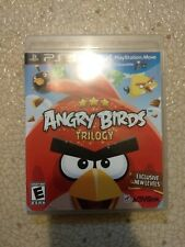 Angry Birds Trilogy (Sony PlayStation 3, PS3) Complete. Tested