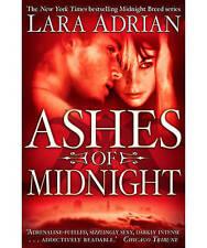 Ashes of midnight lara adrian (paperback, 2009)