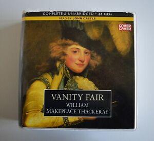 Vanity Fair: William Makepeace Thackeray - Unabridged Audio Book  26CDs  Chivers