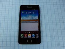 Samsung Galaxy SII GT-I9100 16GB Schwarz! Gebraucht! Ohne Simlock! TOP!