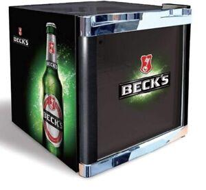 Cubes Flaschenkühlschrank CoolCube HUS CC-240 Becks Mini-Kühlschrank 48 L EEK: F