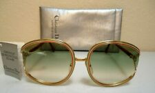 NOS VINTAGE 80's CHRISTIAN DIOR SUNGLASSES 2475-43 Red/White/Green