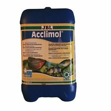 JBL acclimol 5000ml-reduziert estrés en eingewöhnung NUEVO Peces Acuario