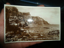 Vintage RP PC ~ Cape Point From Extreme Point of Cape of Good Hope South africa