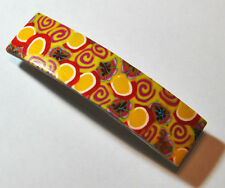 New Artisan LARGE HandMade hair barrette made in France French quality clip
