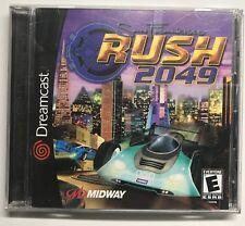 SAN FRANCISCO RUSH 2049 DC Dreamcast USA
