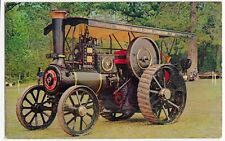 Burrell Traction Engine No 3586 'Warrior' At Beaulieu PPC, by H Barton, Unused