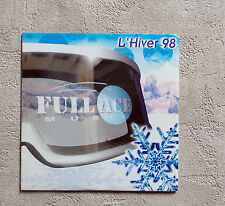 "FULL ACE MUSIC ""L'HIVERS 98"" VARIOUS ARTISTS CD COMPILATION PROMO FAM 15051197-1"