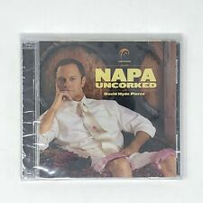 Napa Uncorked With David Hyde Pierce - 2 CD - Stories, Wine Tips and Quips