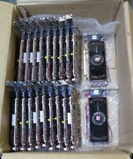 Lot of 20 ATI FirePro 2450 512MB PCI-E Quad Monitor Video Card Graphic Card