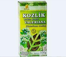 Valerian Root 100g - Valeriana Radix - Organic Herbal Dried Tea Loose Herb