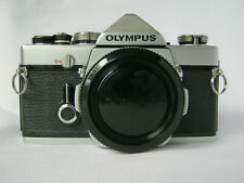 Olympus OM1 35mm SLR Film Camera Body - Great Value
