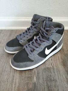 Nike SB Zoom Dunk High Pro Dark Grey Men's Size 10 RARE