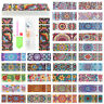 DIY Special Shaped Diamond Painting 2 Grids Pencil Storage Case Box Pouch Pack