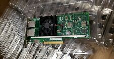 DELL X540-T2 X540T2 10GB DUAL PORT NETWORK ADAPTER 0K7H46 03DFV8 0RC49N 540-BBHD