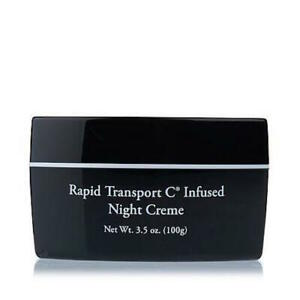 SIGNATURE CLUB A Rapid Transport C Infused Night Creme 3.5oz JUMBO TUB Sealed!!