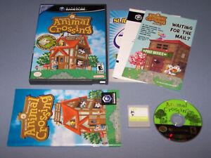Animal Crossing + Memory Card / Nintendo Gamecube / USA & Canada / RPG