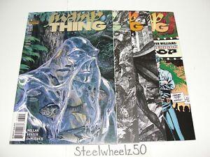 Swamp Thing #160 163 164 & 165 Comic DC Vertigo 1995 Mark Millar Phil Hester HTF